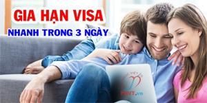 gia hạn visa cho người nước ngoài